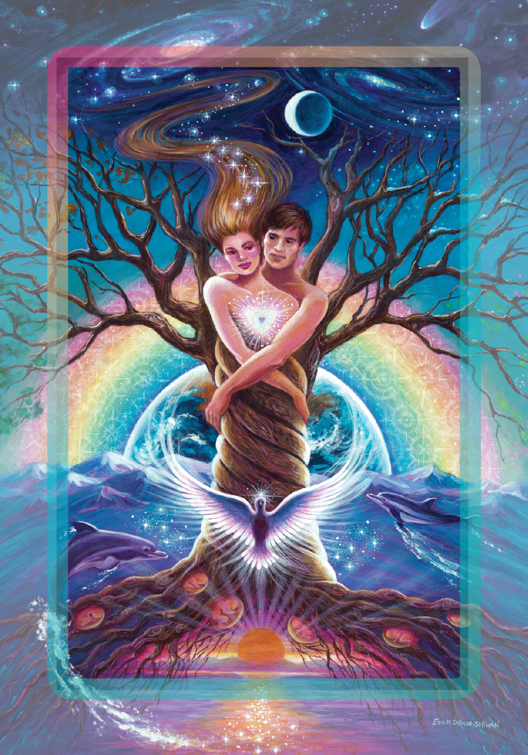 Oracle Card Accept Heaven S Help