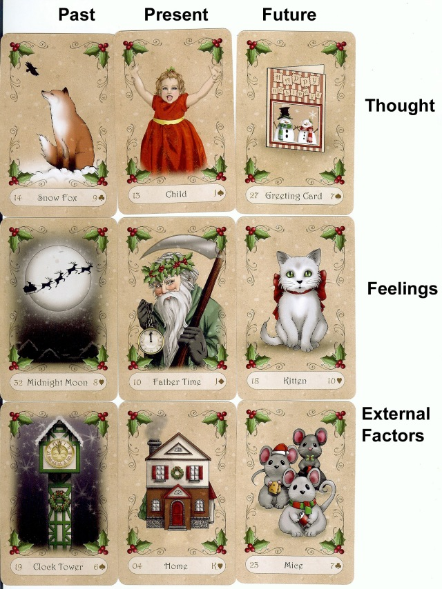 Yuletide Lenormand copy