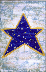 "Stars, Nefer Khepri, Ph. D.  Contributed to ""Le Petit Eclectique Lenormand"", 2012"