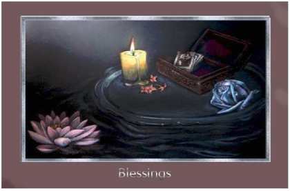 Resonance Oracle - Blessings