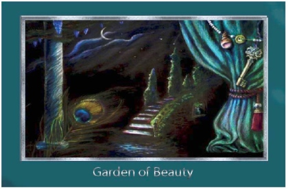 Resonance Oracle - Garden of Beauty