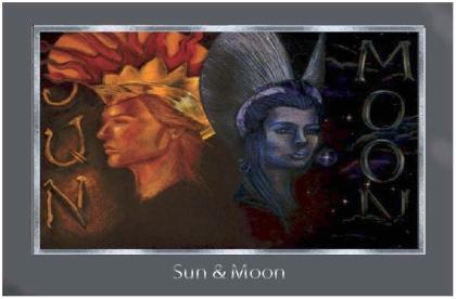 Resonance Oracle - Sun & Moon