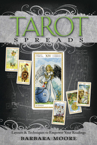 Tarot Spreads by B Moore cover