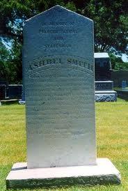 Ashbel Smith grave