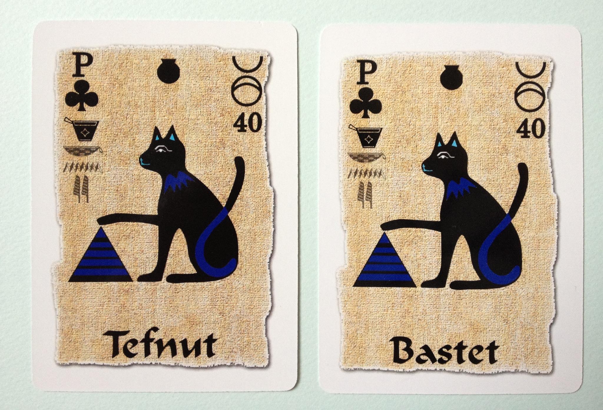 Bastet Goddess Symbols Clipart Library