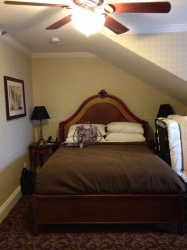 Room 426, Stanley Hotel, Estes Park, Colorado.