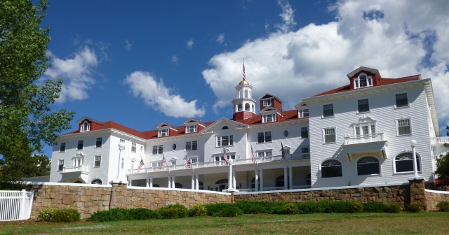 The Stanley Hotel, Estes Park, Colorado.