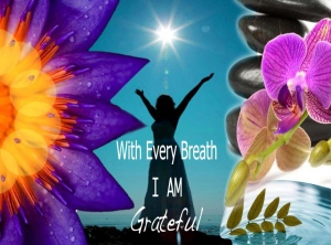 with every breath I am grateful