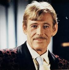 "Peter O'Toole as Alan Swann in ""My Favorite Year."""