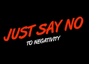 say no to neg