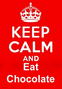 Eat Chocolate keep calm