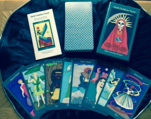 The Dark Goddess Tarot