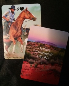 The Outback Lenormand