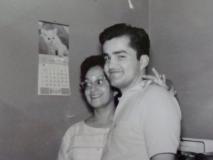 Parents ca 1961