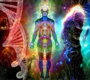 Kyron y la modificacion del ADN. (C) Maria Paula Maximo.