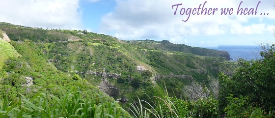 Healing event - Maui 2014