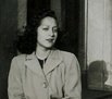 My Mother. Circa 1940.