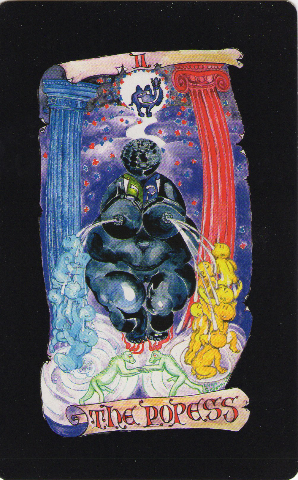 The Kabbalistic Visions Tarot: Deck Review. | The Magickal-Musings ...
