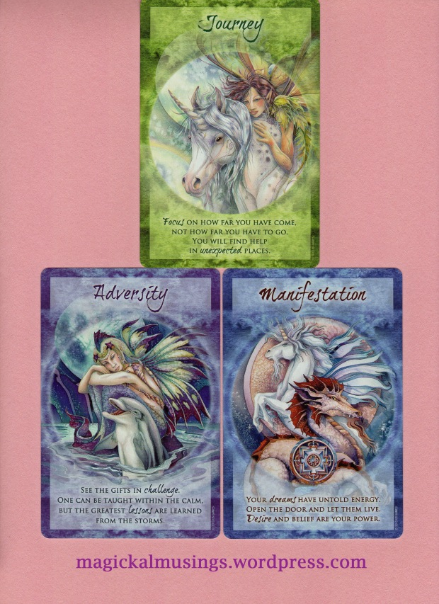 The Magical Times Empowerment Cards by Jody Bergsma. US Games, Inc. 2013.