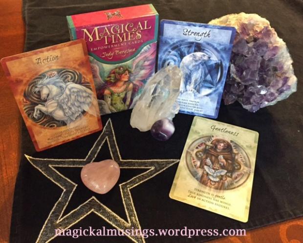 The Magical Times Empowerment Cards, Jody Bergsma. US Games, Inc. 2013.