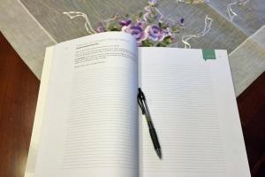 psychic workbook page 2
