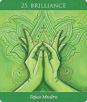 mudras brilliance front