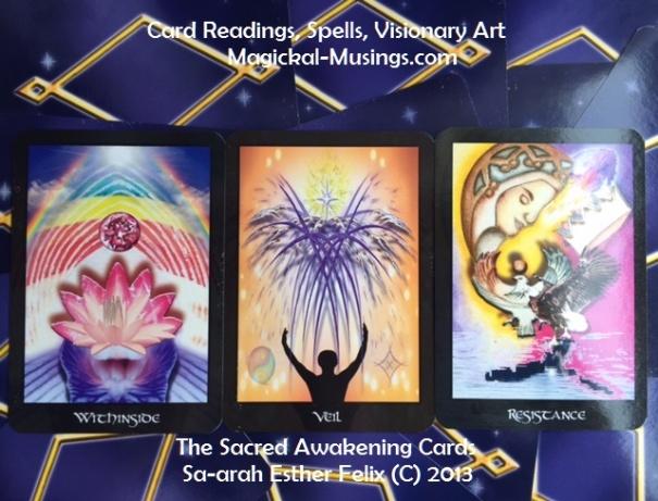 sacred awakening cards
