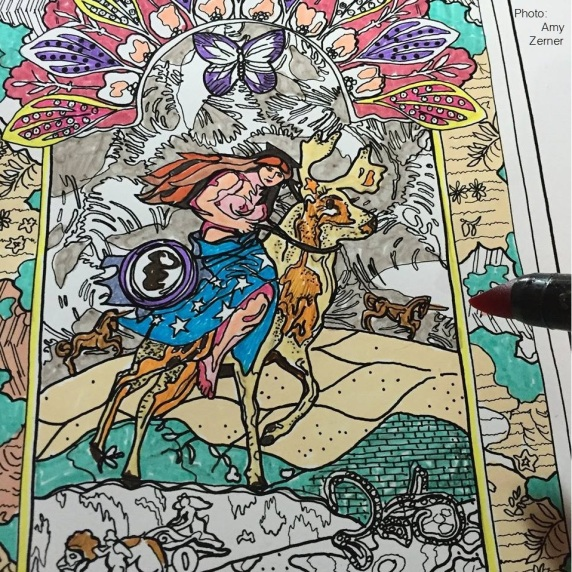 enchanted-tarot-chariot-card-partially-colored