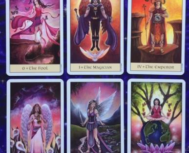 Review: Crystal Visions Tarot – The Magickal-Musings of Nefer Khepri