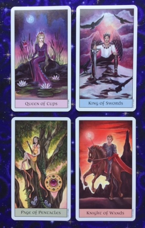 Review: Crystal Visions Tarot – The Magickal-Musings of Nefer Khepri
