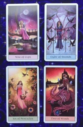 Crystal visions tarot 3
