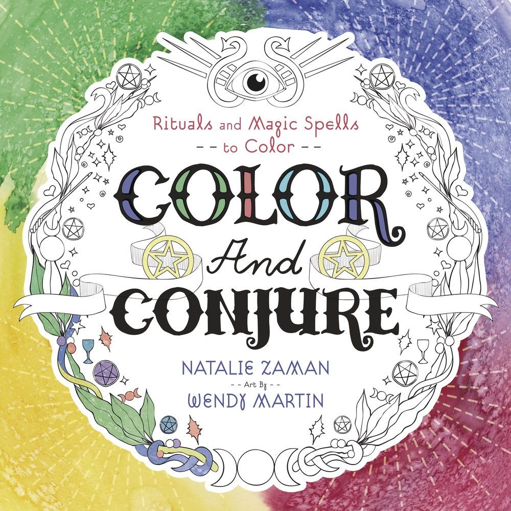 Book Review: Color & Conjure