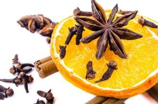clove star anise cinnamon