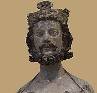King Childebert I of France. For psychic readings, spells & visionary art visit Magickal-Musings.com
